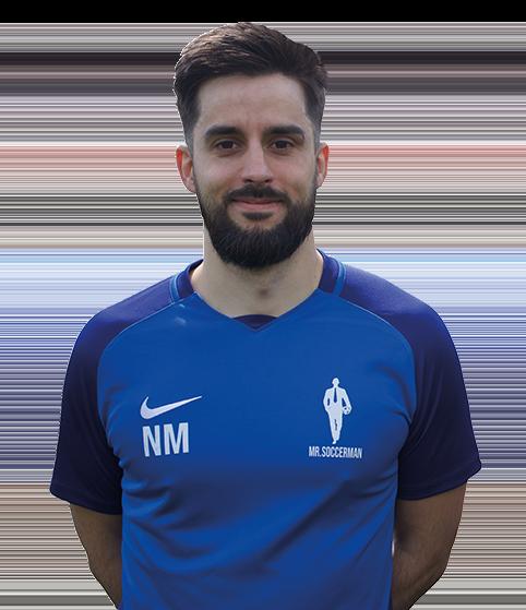 Fußballschule in Wien - Mr. Soccerman Nino